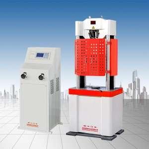 WE-600-600KN数显液压万能试验机
